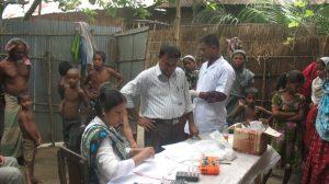 Onderzoek in Bangladesh